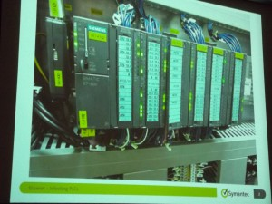 Siemens Programmable Logic Controllers that were Stuxnet's target